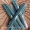 Twist tie  Grøn- 50 stk