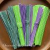 Twist tie i 3 farver- 75 stk